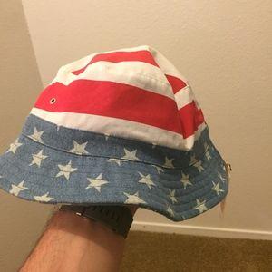 ee462d06868 urban pipeline Accessories - USA Bucket Hat